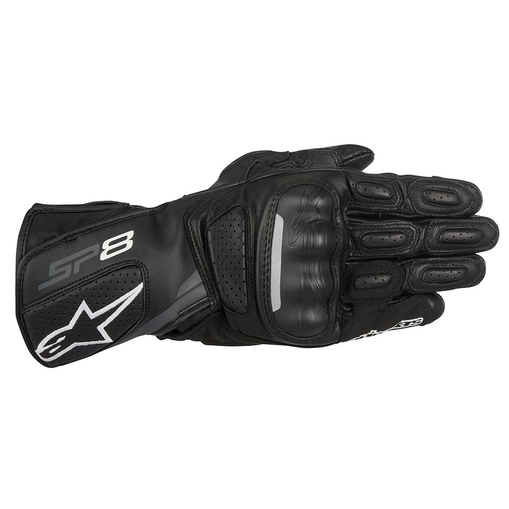 Alpinestars SP-8 v2 Gloves Black  Dark Grey