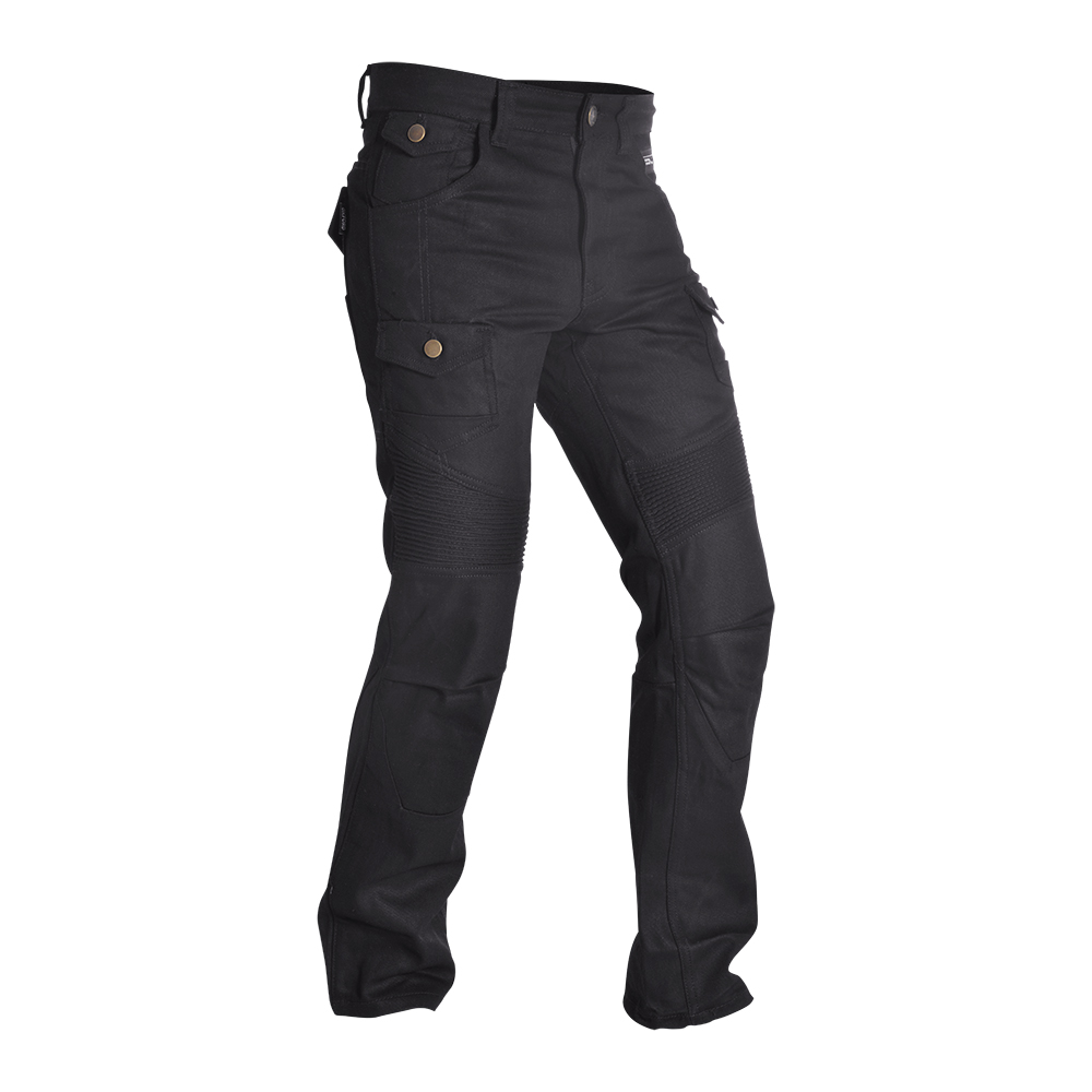 Oxford SP-J4 Aramid Reinforced Cargo Pants Black
