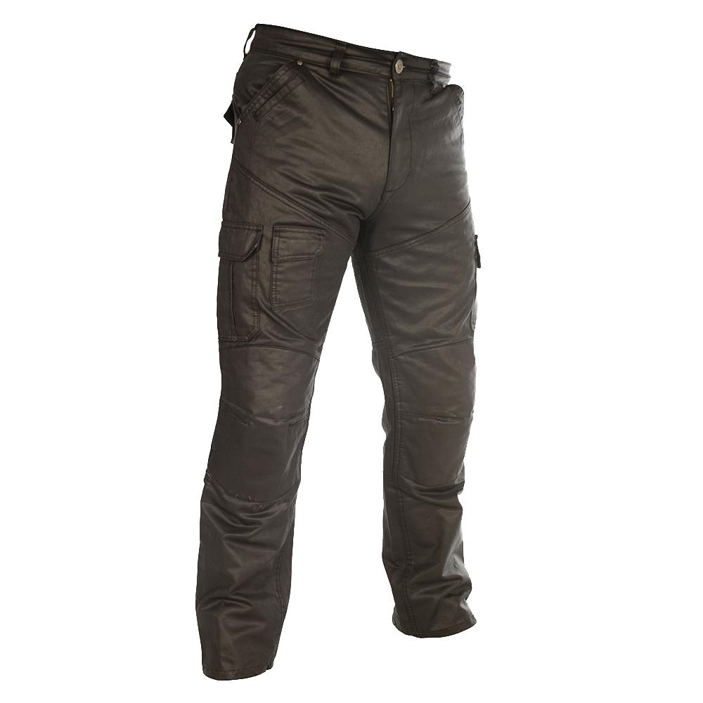 Oxford SP-J6 Aramid Reinforced  AquaCargo Pants Black