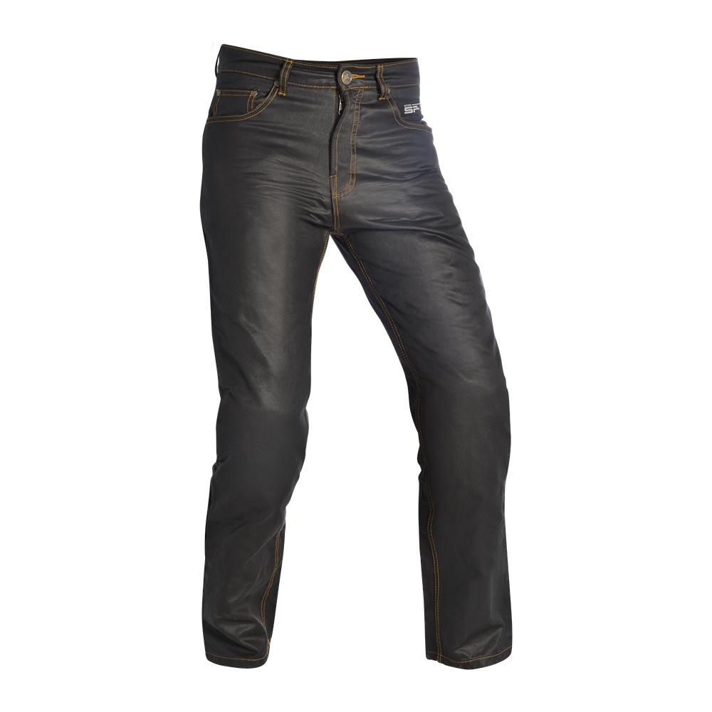 Oxford SP-J7 Aramid Reinforced  Aqua Jeans Black