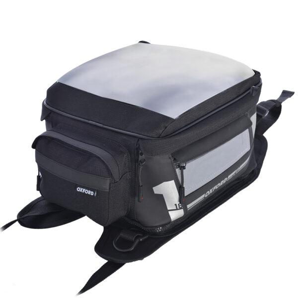 Oxford F1 Tank Bag Small 18L Strap On