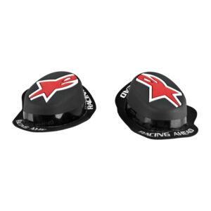 Alpinestars GP Rain Knee Slider - Black/Red