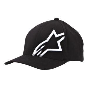 Alpinestars Corp Shift Flexfit Hat Black White