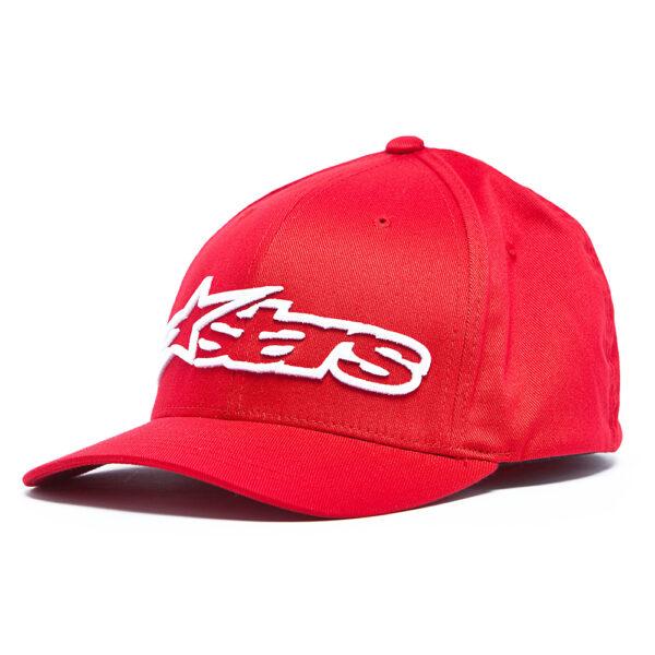 Alpinestars Blaze Flexfit Hat Red  White