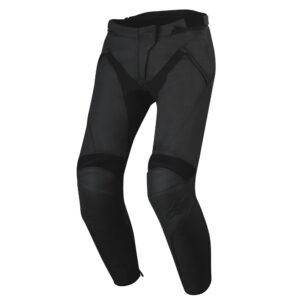 Alpinestars Jagg Leather Pants Stealth Black