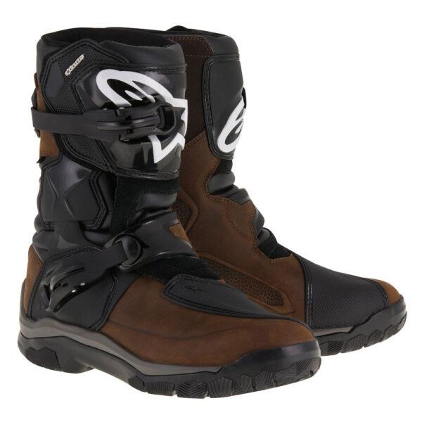 Alpinestars Belize Drystar WP Boots Oiled