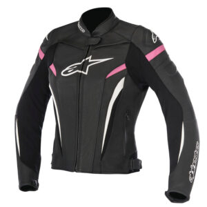 Alpinestars Stella GP Plus R v2 Jacket Black Fuchsia