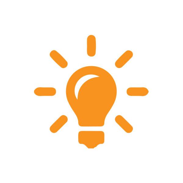 Oxford Bulb for Micro Indicators 6 watt ORANGE