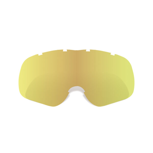 Oxford Fury Junior Gold Tint Lens