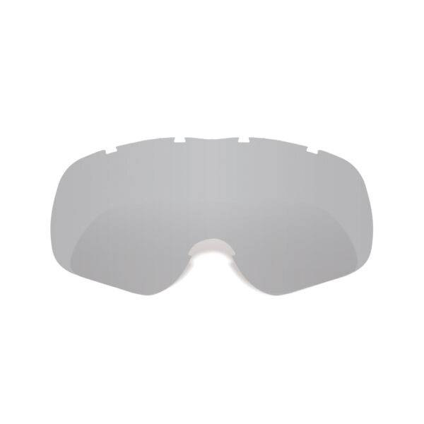Oxford Fury Silver Tint Lens