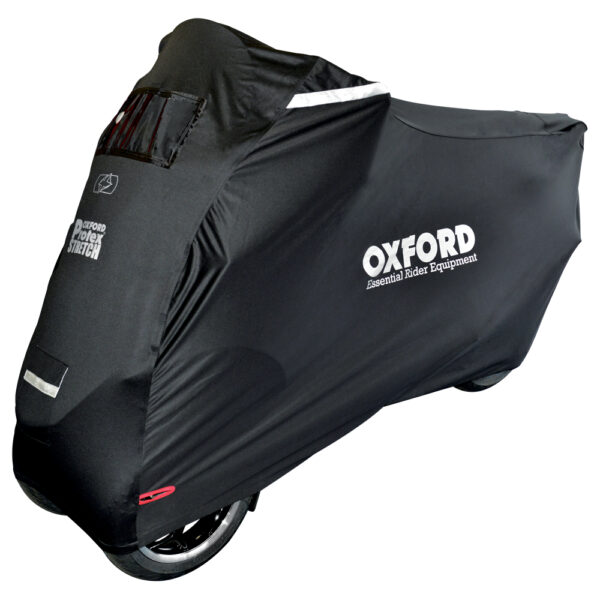 Oxford Protex Stretch Outdoor MP3/3 wheeler - Black