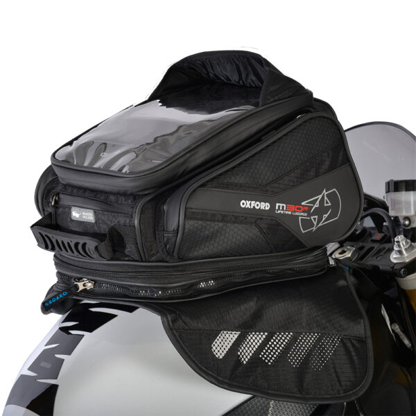 Oxford M30R TANK BAG - BLACK