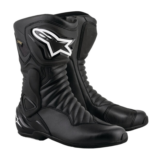 Alpinestars SMX 6 v2 Gore-Tex Boot Black Black