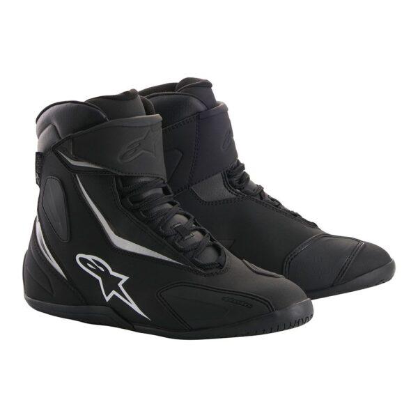 Alpinestars Fastback 2 Drystar Shoe Black  White