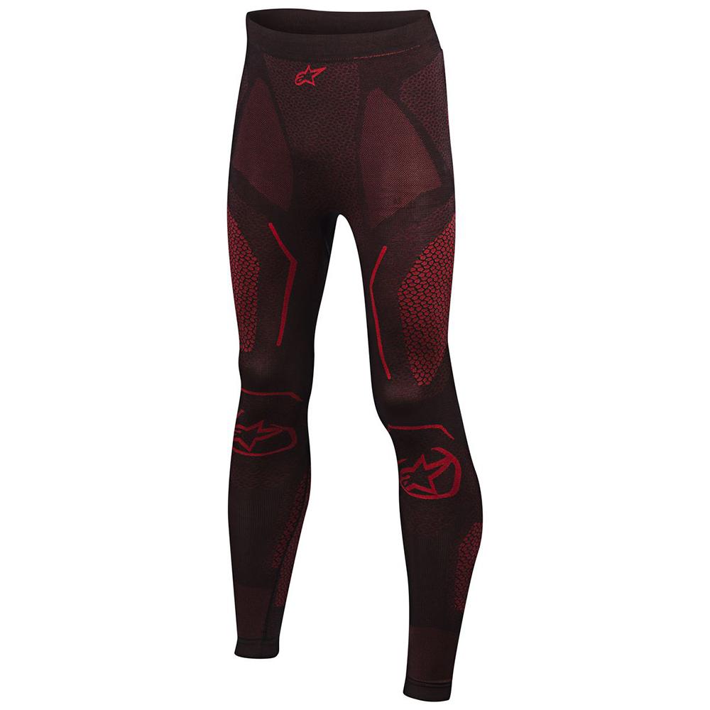 Alpinestars Ride Tech Summer Pants Black  Red