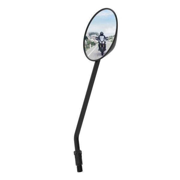 Oxford Mirror Round - Black