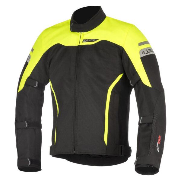 Alpinestars Leonis Air Jacket Black  Yellow