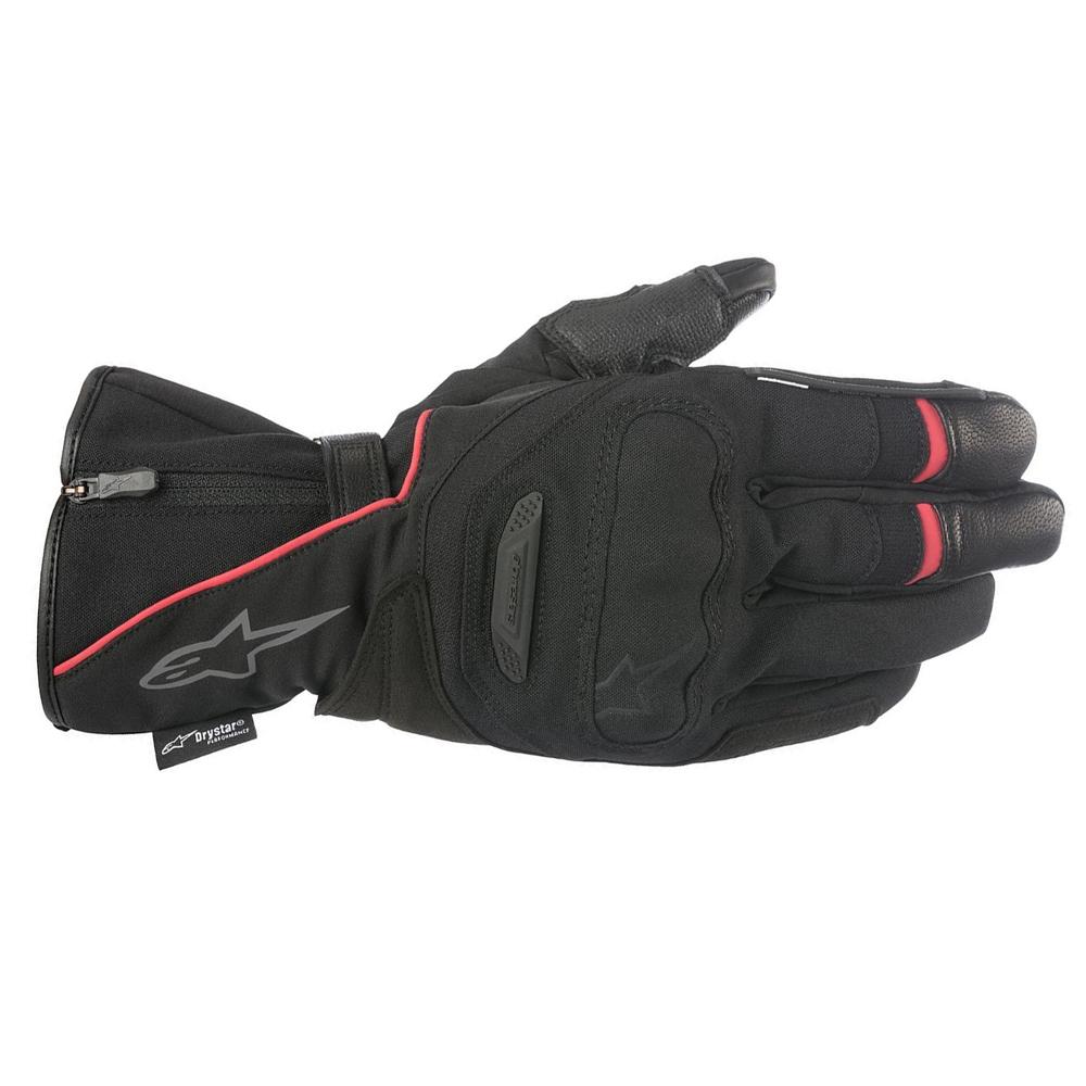 Alpinestars Primer Drystar Gloves Black  Red