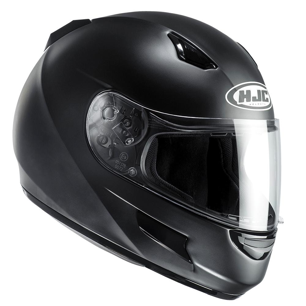HJC CLSP Helmet for Large Heads Matt Black