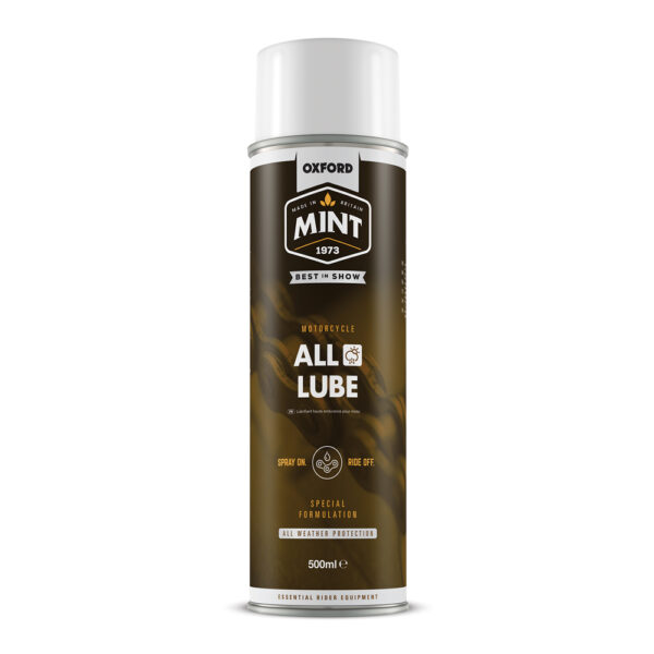 Oxford Mint All Weather Lube 500ml