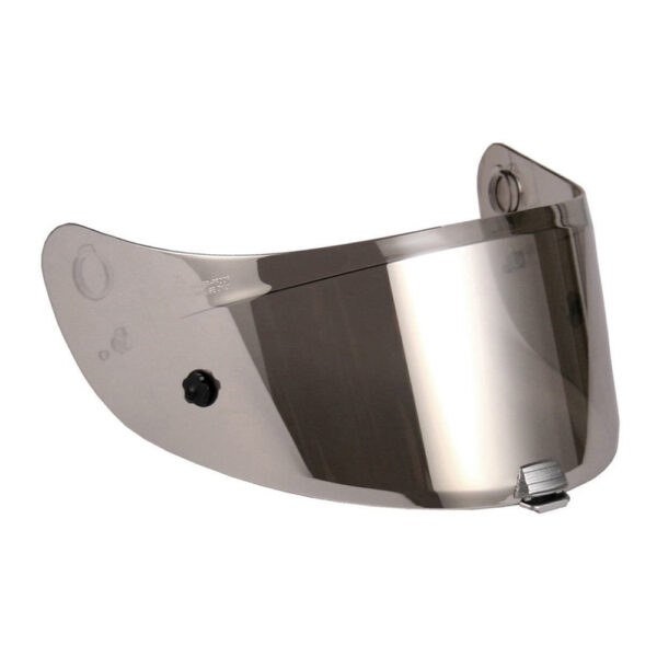 HJC HJ-20P Pinlock Iridum Silver Visor RPHA
