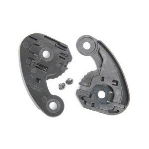 HJC HJ-20/20P Gear Plate Set black/greenRPHA 10