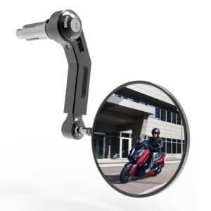 Oxford Premium Aluminium Mirror LHS