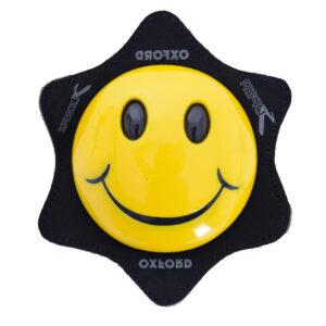 Oxford Smiler Knee Sliders Yellow