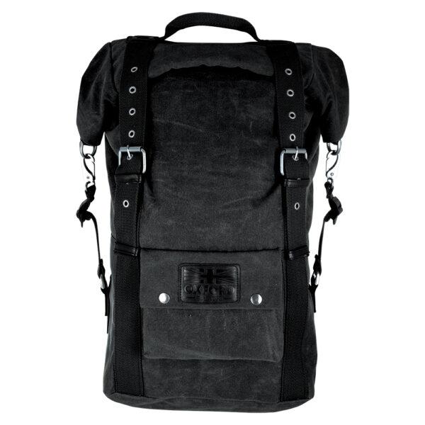 Oxford Heritage Backpack Black 30L