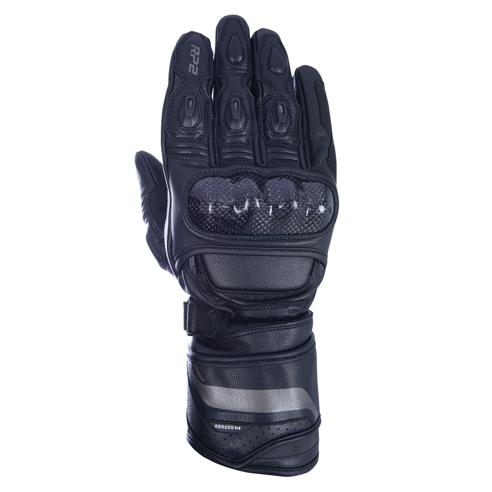 Oxford RP-2 2.0 Sports Gloves Stealth Black