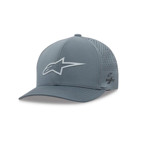 Alpinestars Ageless Lazer Tech Hat - Charcoal S/M