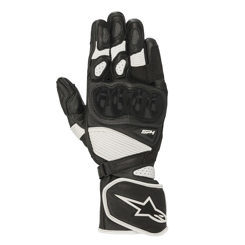 Alpinestars SP-1 v2 Gloves Black  White