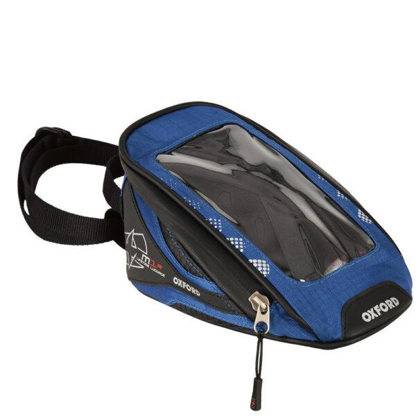 Oxford M1R MICRO TANK BAG - BLUE