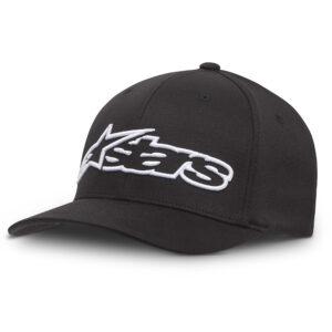 Alpinestars Blaze Flexfit Hat Black White