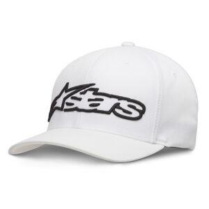 Alpinestars Blaze Flexfit Hat White  Black