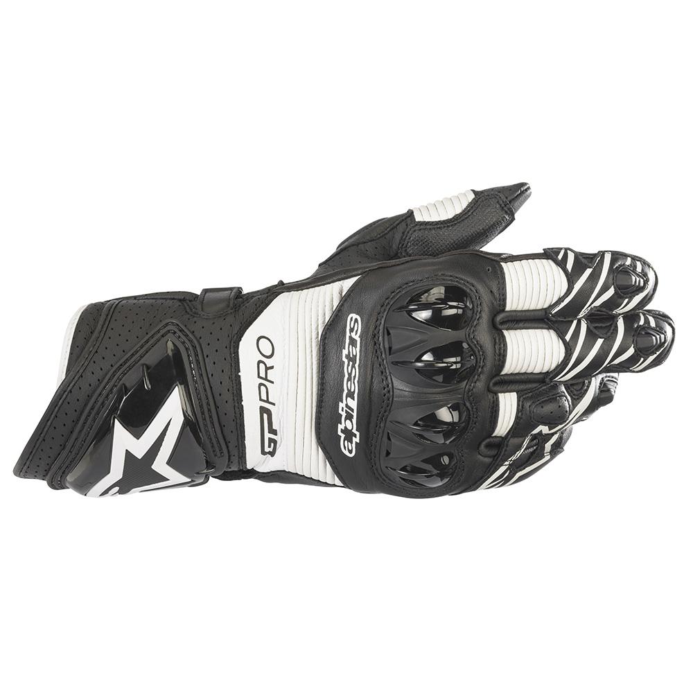 Alpinestars Gp Pro R3 Gloves Black  White