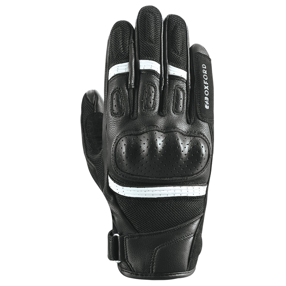 Oxford Glove RP-6S Glove Black  White