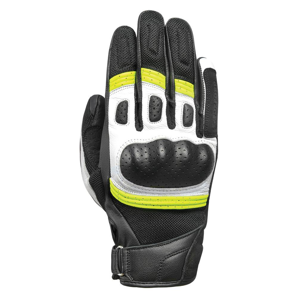 Oxford Glove RP-6S Glove Black White  Fluo