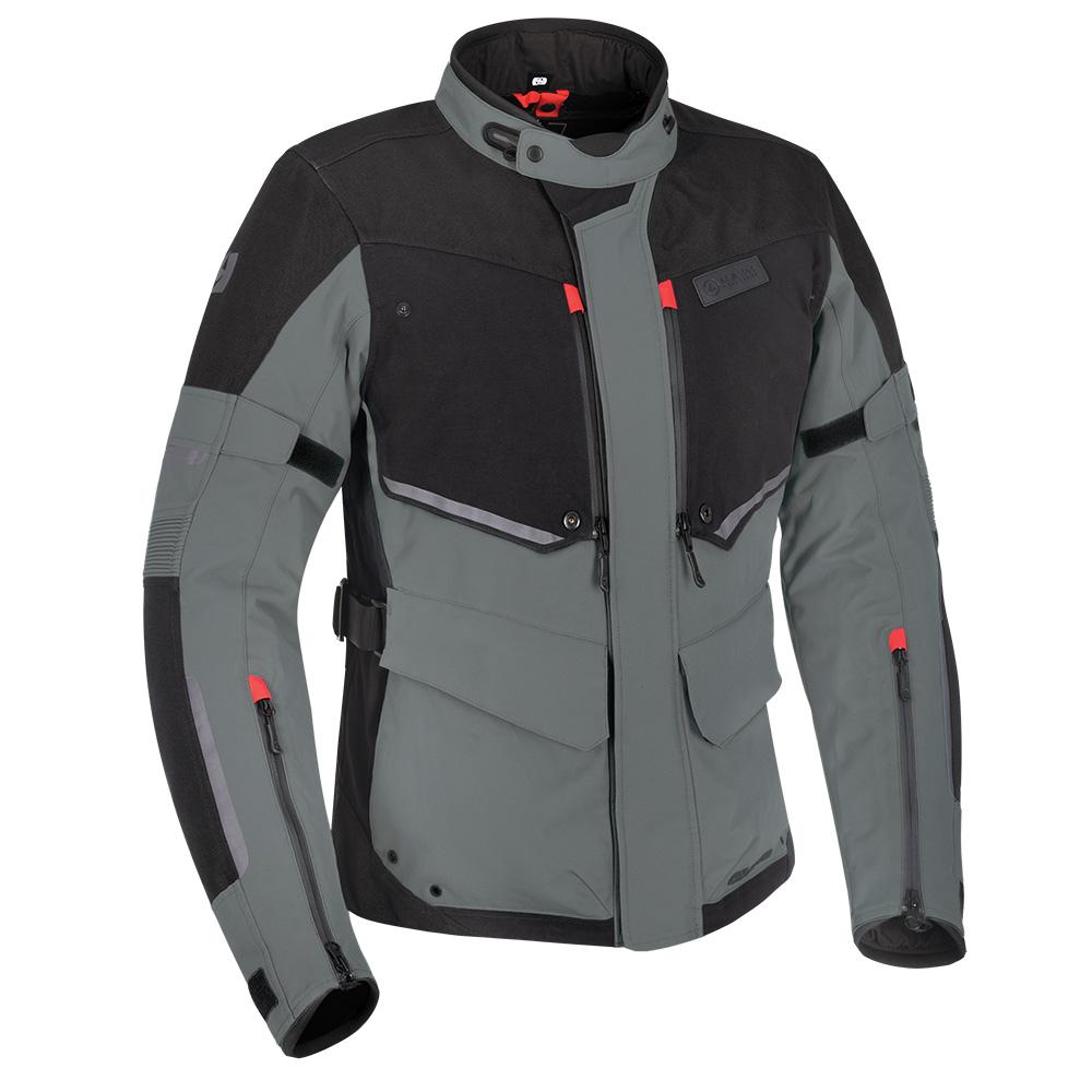 Oxford Mondial Advanced Jacket Tech Grey