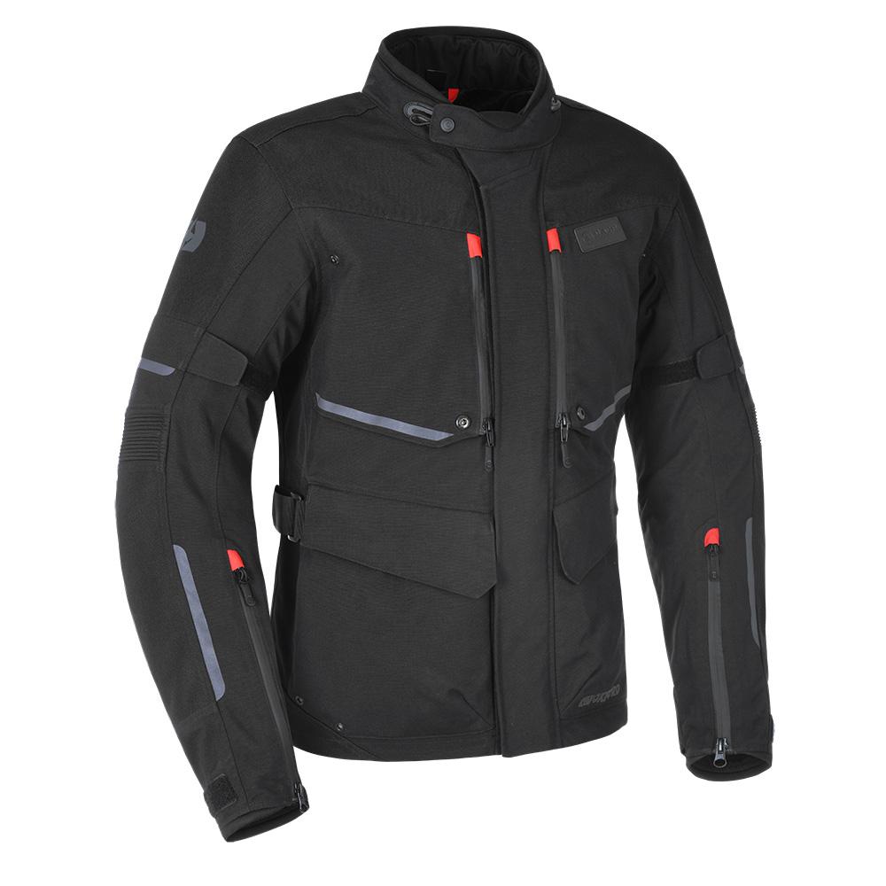 Oxford Mondial Advanced Jacket Tech Black