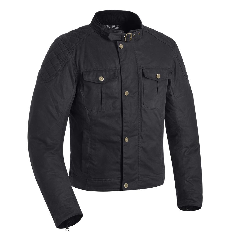 Oxford Holwell 1.0 Jacket Black
