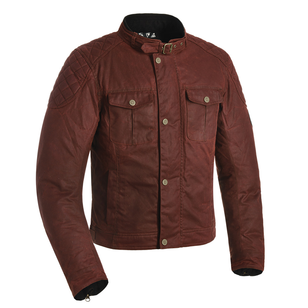 Oxford Holwell 1.0 Jacket Red