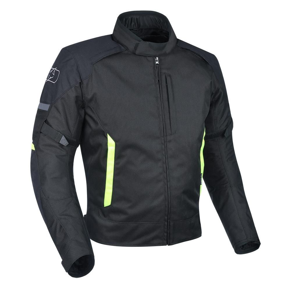 Oxford Toledo 2.0 Jacket Black  Fluo