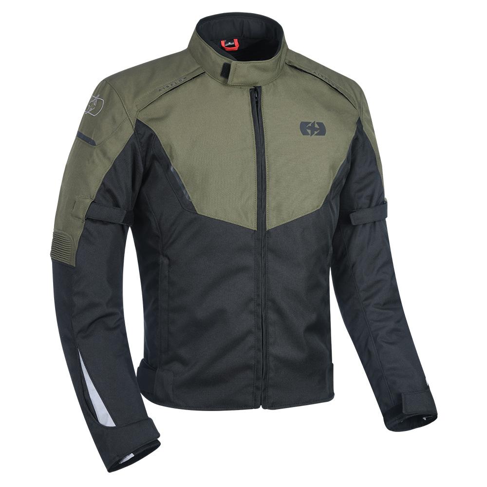 Oxford Delta 1.0 Jacket Black  Green