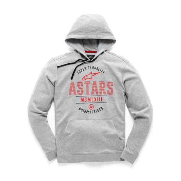 Alpinestars Civil Fleece Grey Heather