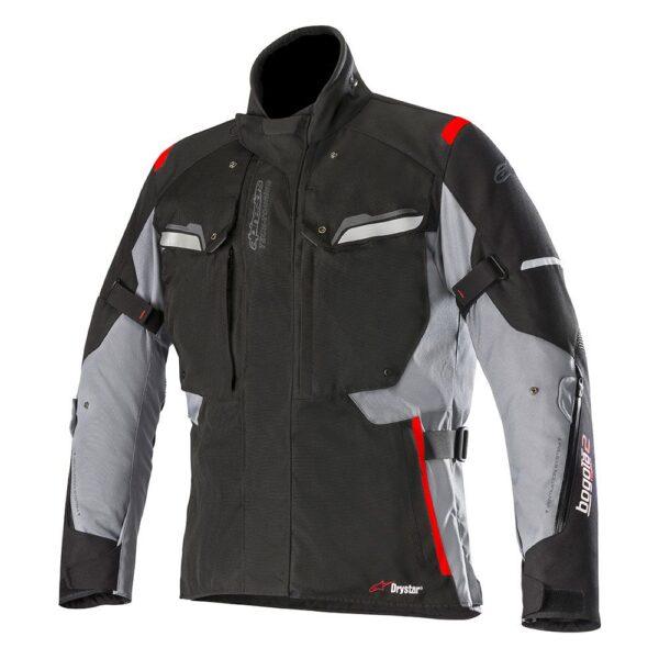 Alpinestars Bogota Drystar Jacket v2 Black  Grey