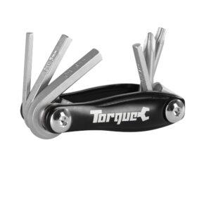 Torque Compact 6 Aluminium Folding Tool
