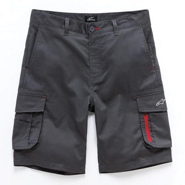 Alpinestars Pitpass Cargo Shorts Charcoal