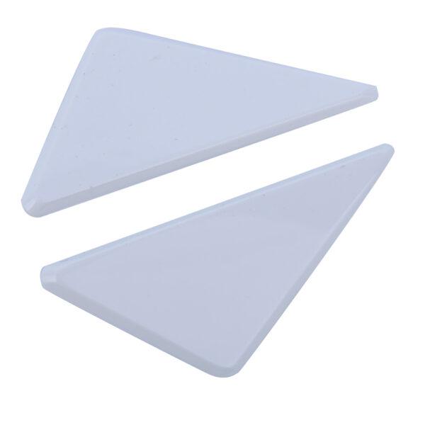 HJC TR1 Side Deco White