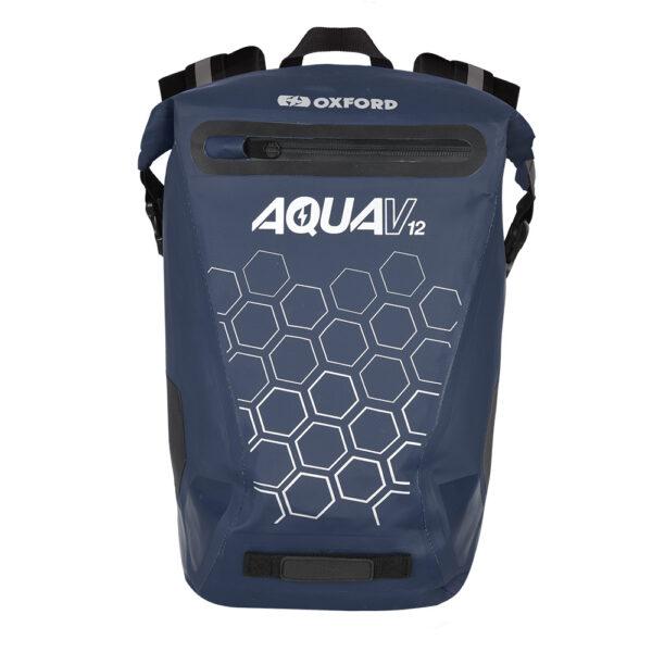Oxford Aqua V 12 Backpack Navy